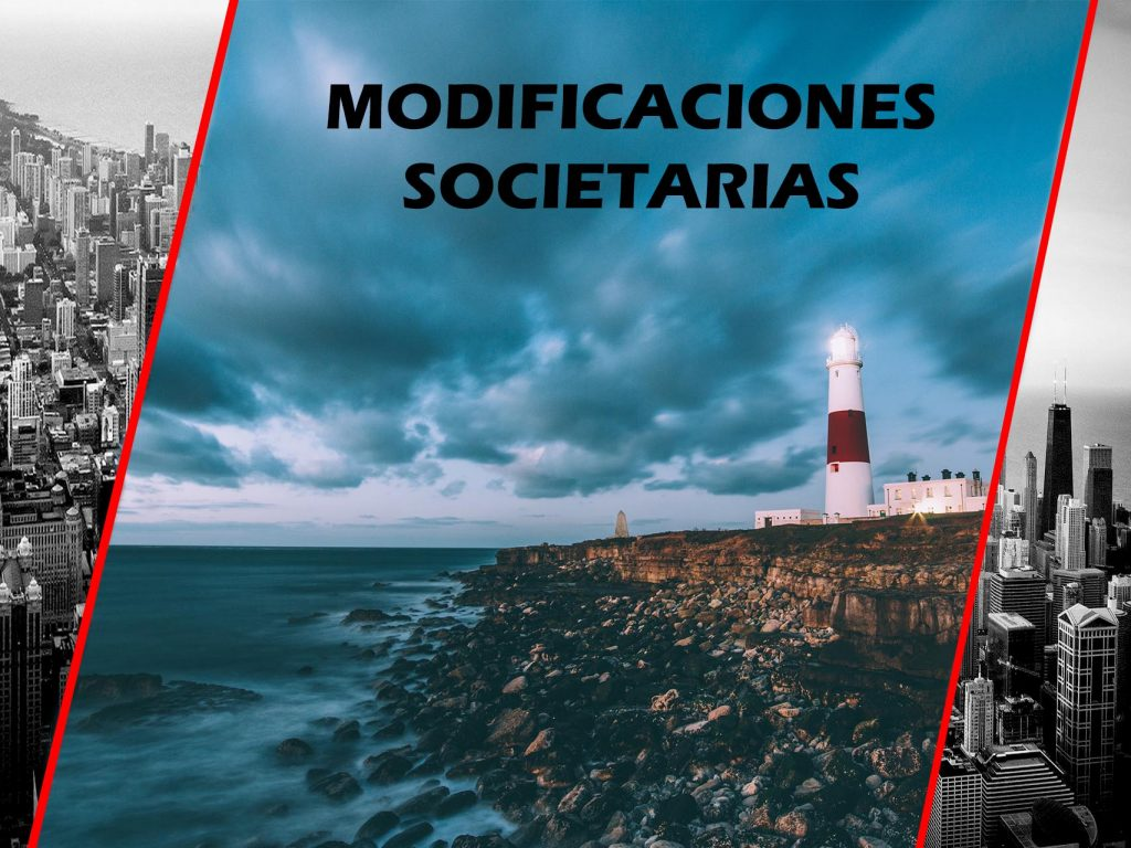 VRL Grupo Abogados - Modificaciones Societarias