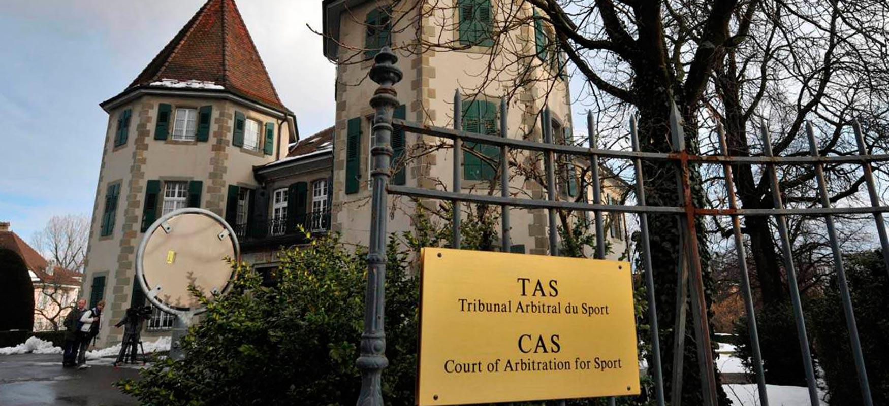 VRL-Abogados---tribunal de arbitraje deportivo TAS